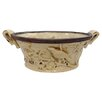 ChâteauChic Gifts and Accessories Gustavian Crackle Glaze Bowl