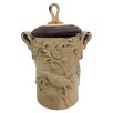 Château Chic Gifts and Accessories Gustavian Crackle Glaze Vase