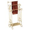 Château Chic Freestanding Triple Freestanding Towel Rack
