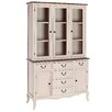 Château Chic Il Amore 5 Door, 6 Drawer Curio Cabinet