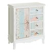 Château Chic Kindly Kindle 4 Drawer Cabinet