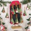 ChâteauChic 60 Piece Weihnachtsbäume Displaybox Set