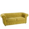 Château Chic 3-Sitzer Chesterfield Sofa