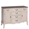 Château Chic Ilamore 2 Door 6 Drawer Sideboard