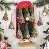 ChâteauChic Displaybox-Set Weihnachtsbäume
