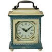 Vintage Boulevard Table Clock