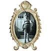 Vintage Boulevard Hunter Aged Oval Picture Frame