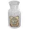 "Vintage Boulevard Julia Decorative ""You Could Make A Wish…"" Jar"