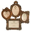 Vintage Boulevard Connor Quad Picture Frame