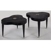 Vintage Boulevard 2 Piece Side Table Set