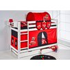 Wrigglebox Belle Disney Cars Bunk Bed with Storage