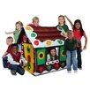 Wrigglebox Spielhaus Gingerbread