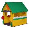 Wrigglebox Spielhaus Garden Bungalow