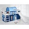Wrigglebox Bob The Builder European Single Mid Sleeper Bed