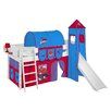 Wrigglebox Ida Spider-Man Bunk Bed