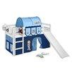Wrigglebox Jelle Bob The Builder Mid Sleeper Bed