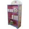 Wrigglebox Fairy Garden Children's 75cm Bookcase