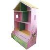 Wrigglebox Enchanted Dollhouse Bookshelf