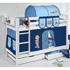 Wrigglebox Belle Bob The Builder Bunk Bed with Storage