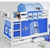 Wrigglebox Belle Tractor Bunk Bed