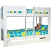 Wrigglebox Basixs Maizie Bunk Bed