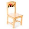 Wrigglebox Forest Mushroom Children's Desk Chair