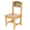 Wrigglebox Train Children's Desk Chair