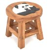 Wrigglebox Panda Children's Stool