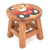 Wrigglebox Sitting Teddy Children's Stool