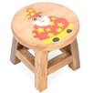 Wrigglebox Wizard Children's Stool