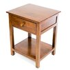 Wrigglebox Accent 1 Drawer Bedside Table