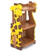 Wrigglebox Giraffe Childs 78cm Bookshelf