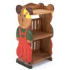 Wrigglebox Girl Teddy Childs 78cm Bookshelf