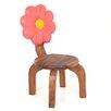 Wrigglebox Flower Children's Novelty Chair
