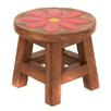 Wrigglebox Flower Children's Stool
