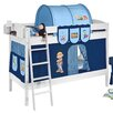 Wrigglebox Bob The Builder European Single Bunk Bed