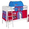Wrigglebox Spider-Man European Single Bunk Bed