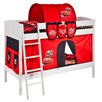 Wrigglebox Ida Disney Cars European Single Bunk Bed