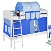 Wrigglebox Ida Tractor European Single Bunk Bed