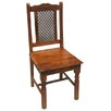 Ethnic Elements Ganga Sheesham Dining Chair (Set of 2)