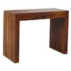 Ethnic Elements Kerala Console Table