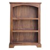 Ethnic Elements Kerala Sheesham Wide Bookcase