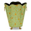 Ethnic Elements Dahlia Waste Paper Basket