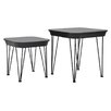 Fjørde & Co Louise 2 Piece Side Table Set