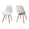 Fjørde & Co Solid Oak Dining Chair (Set of 2)