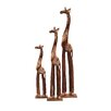 Fjørde & Co Giraffe 3 Piece Sculpture Set