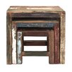 Fjørde & Co Freaghillaun 3 Piece Nest of Tables