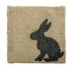 Castleton Home Rabbit Wall Decoration