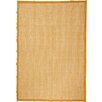 Castleton Home Yellow Area Rug Set (Set of 2)