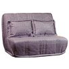 All Home Buchan 2 Seater Fold Out Sofa
